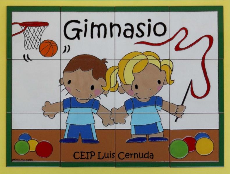 R tulos r tulos para colegios for Gimnasio 8 de octubre